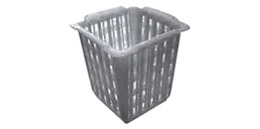 Cuttlery single basket